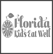 Florida Kids Eat Well Logo Project
