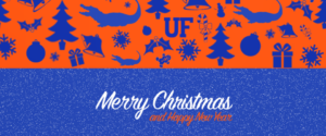 UF Holiday Card