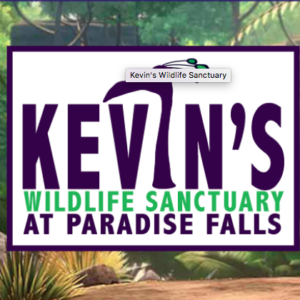 Kevin's Wildlife Sanctuary at Paradise Falls Fictional Website