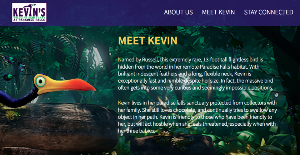 Kevin's Wildlife Sanctuary Meet Kevin Page